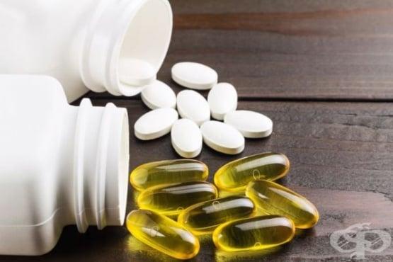 Приемът на добавки с витамин D и калций намалява риска от фрактури - изображение