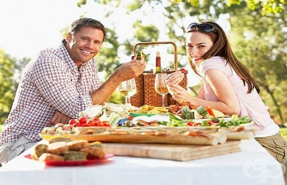 С годините двойките започват да харесват едни и същи миризми и вкусове - изображение