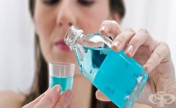 Редовната употреба на вода за уста може да доведе до диабет тип 2 - изображение