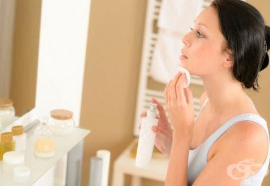 Кои са вредните съставки в козметичните продукти - изображение
