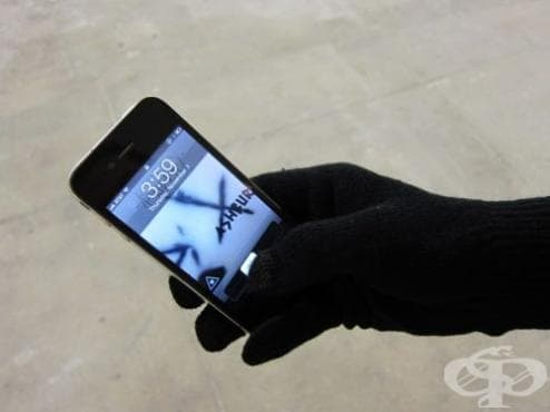Използването на смартфон или таблет преди лягане предизвиква безсъние - изображение