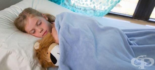 Възглавница успокоява и приспива деца аутисти - изображение