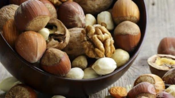 Редовното похапване на ядки намалява риска от сърдечносъдови проблеми - изображение