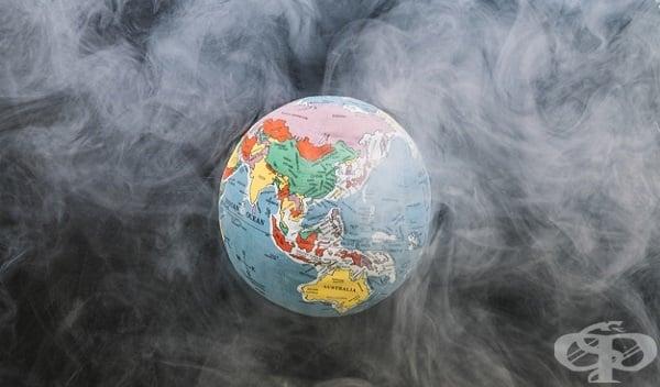 Забраната за излизане от дома заради COVID-19 в Китай и Европа доведе до значително подобряване качеството на въздуха - изображение