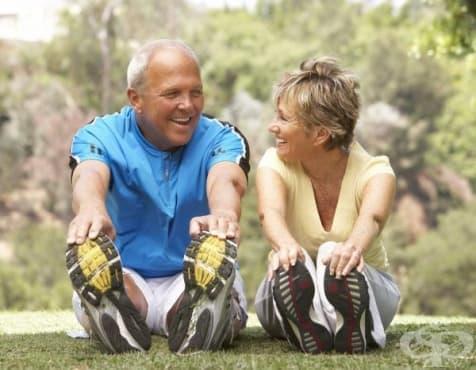 Загубата на мускулна маса при по-възрастните е свързана с по-малкото нервни сигнали - изображение