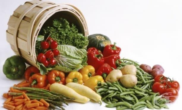 Установиха, че яденето на зеленчуци намалява стреса - изображение