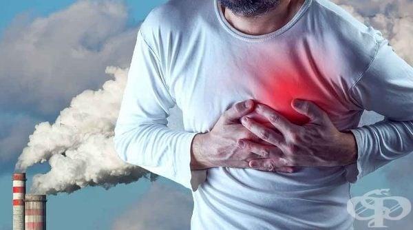 Краткосрочното излагане на фини прахови частици може да предизвика сърдечен удар - изображение