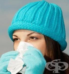 Как тялото ви ще приеме застудяването - тест - изображение