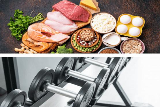 Завишеният прием на протеини не влияе на мускулната сила при хора на средна възраст  - изображение
