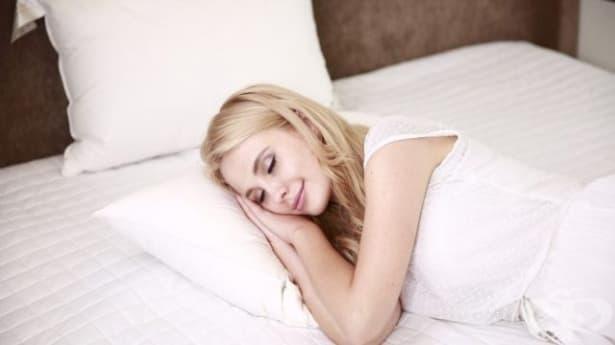 Добрият сън може да компенсира генетичната предразположеност към сърдечни заболявания и инсулт - изображение