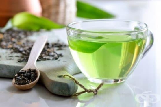 Зеленият чай на помощ при хора с нарушения в костния мозък - изображение