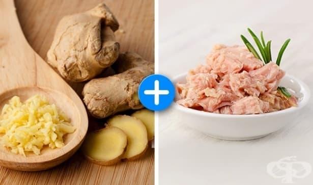 Шест комбинации от храни, стимулиращи отслабването - изображение