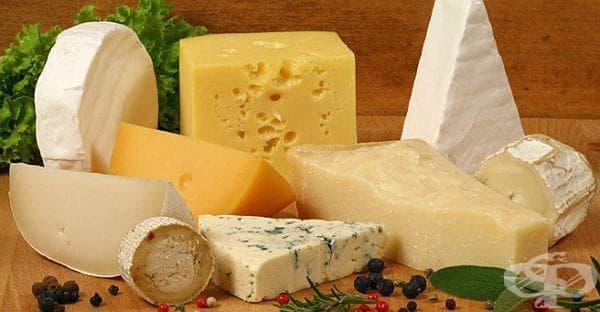 Седем варианта на диета със сирена - Трета част - изображение