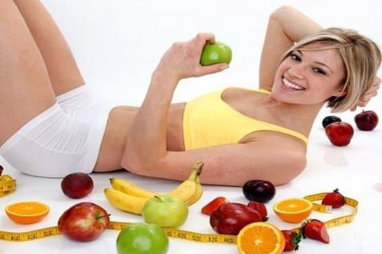 Едноседмична диета за отслабване с разнообразно ежедневно меню - изображение
