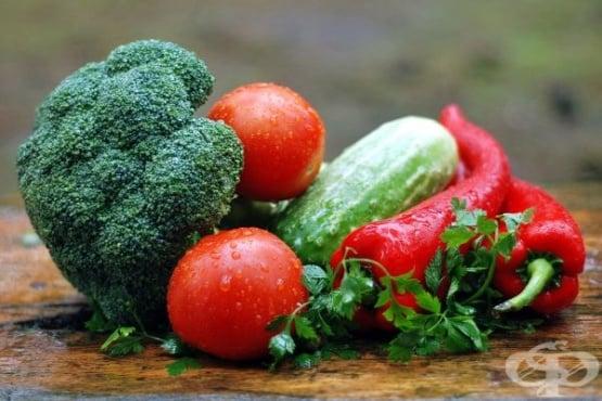 Пролетна диета със зеленчуци - изображение