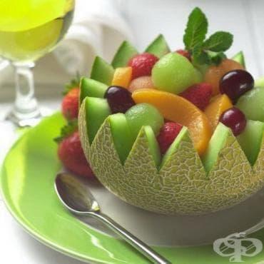 Вегетарианска диета - изображение