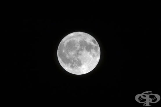 Отслабване с лунна диета - изображение