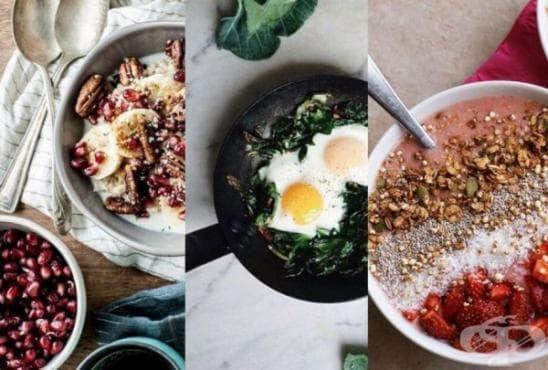 Шест храни, които ще ви заситят задълго - изображение