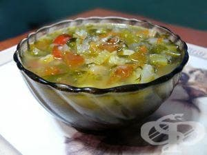 Диета с Бонска супа - изображение