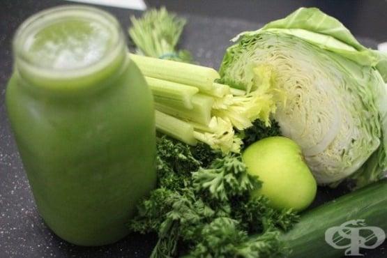 3-дневна диета за цялостна детоксикация на организма - изображение