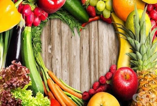 Здравословна диета при сърдечно-съдови заболявания - изображение