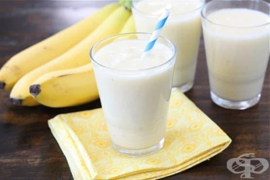Тридневна диета с банани и прясно мляко - изображение