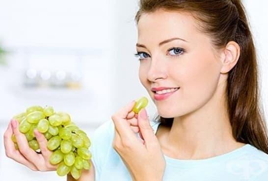 Детоксикираща еднодневна диета с грозде - изображение