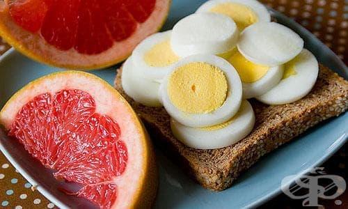 Диета с грейпфрут - тридневна комбинирана - изображение