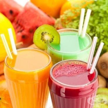 7-дневна диета със сокове - изображение