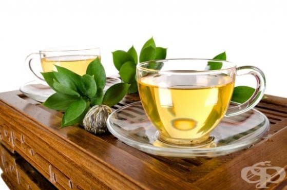 7-дневна диета със зелен чай - изображение