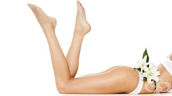 Диета за красиви крака - изображение