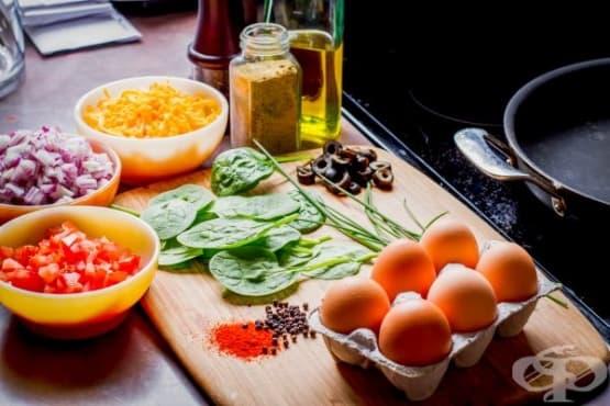 Едноседмична кето диета за отслабване - изображение