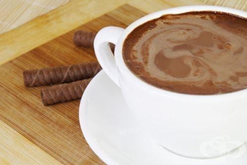 Какаото преди сън предпазва от напълняване - изображение