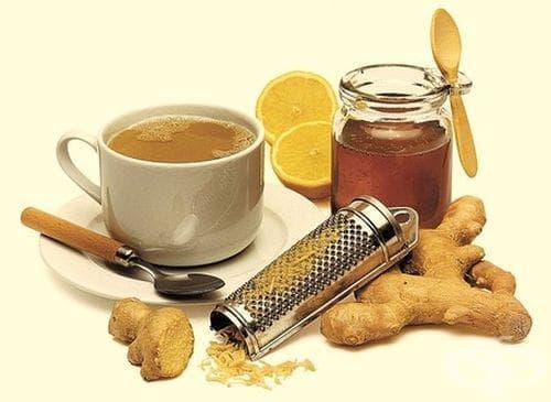 Канела, джинджифил  и мед - заедно в борбата с излишните килограми - изображение