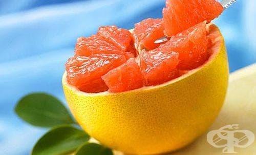 Диета с грейпфрут - едноседмична - изображение