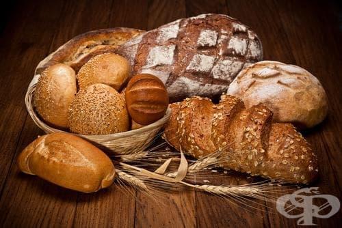 Двуседмична диета с хляб - изображение
