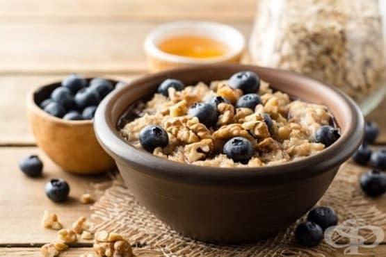 Как да се храним, ако водим заседнал начин на живот - изображение