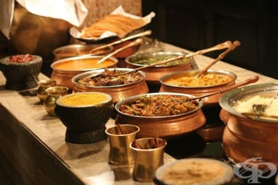 Индийска диета за отслабване - изображение