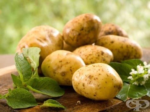 Картофена диета за ежедневно отслабване с 500 грама - изображение