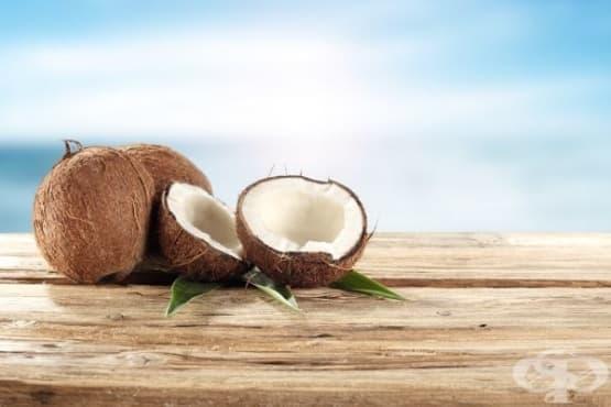 Едномесечна кокосова диета - изображение