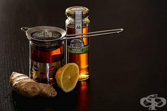 Предложения за изгаряне на мазнините с канела, джинджифил и мед - изображение