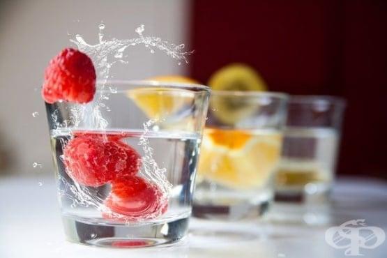 Рецепти за приготвяне на плодова вода за отслабване - изображение