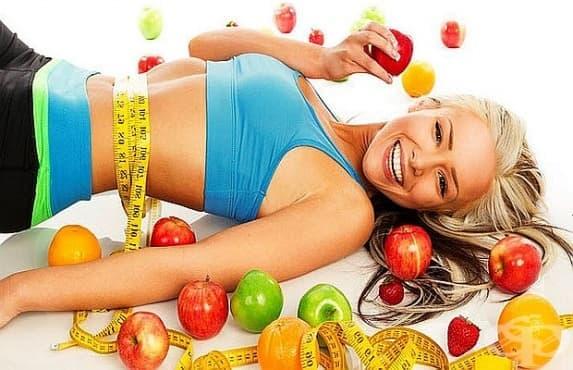 Едноседмична диета с плодове и зеленчуци - изображение