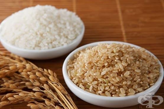 Диета за отслабване с протеинови продукти и ориз - изображение