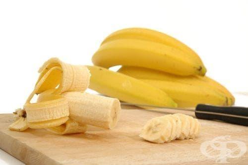 Разтоварващ ден с банани - изображение