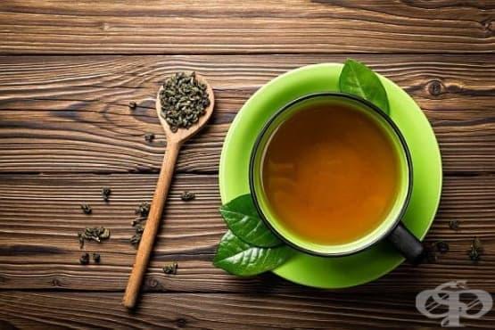 Разтоварващ ден със зелен чай - полза, вреда и варианти - изображение
