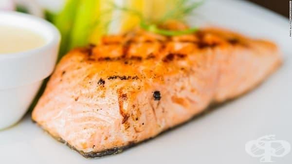 7-дневна диета с риба - изображение