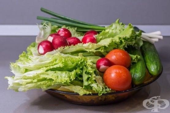 Диета със салати за отслабване (6 рецепти) - изображение