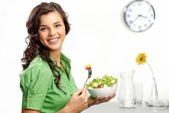 Седемдневна диета с прием на белтъчини, мазнини и въглехидрати - изображение