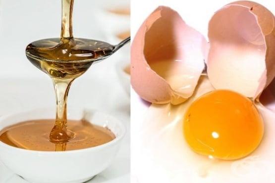 Тридневна яйчена диета с мед - изображение
